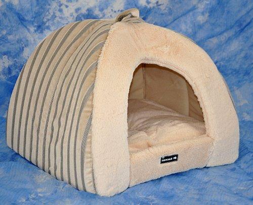 nanook hunde h hle katzen h hle bella f r kleine hunde und katzen gr e s 45 x 45 cm pl sch. Black Bedroom Furniture Sets. Home Design Ideas